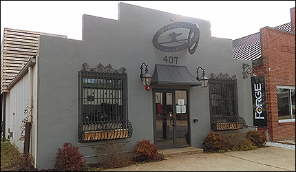 Bentonville Ornamental Iron Shop